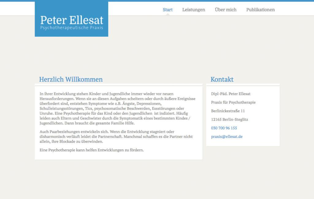 Peter Ellesat